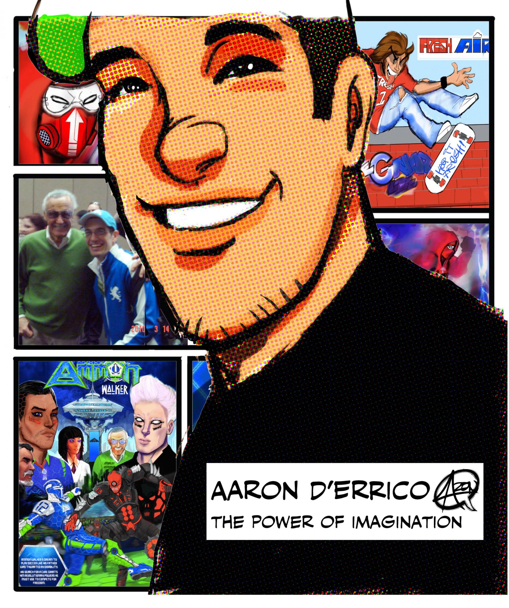 Aaron D'Errico