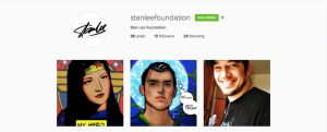 It's an honor to be the 12th Stan Lee Foundation Artist of the Week